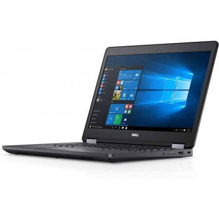 Dell Latitude E5470 Intel i5-6440HQ, SSD + Windows Pro