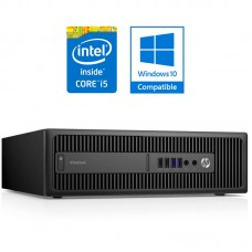 HP EliteDesk 800 G2 i5-6500 SFF + 8GB + SSD