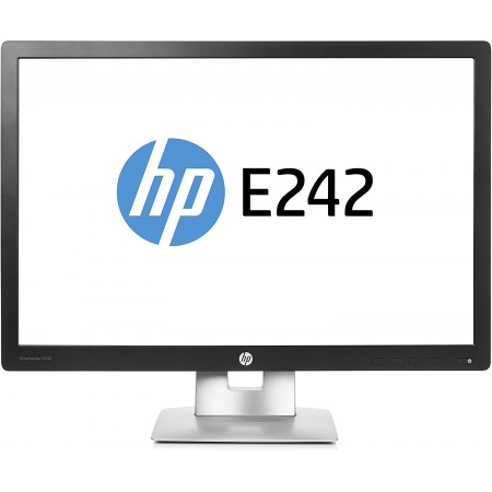 "HP EliteDisplay E242 24"" monitor"