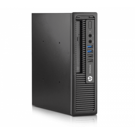 HP EliteDesk 800 G1 UltraSlim - 4.gen Core i5 + 8GB