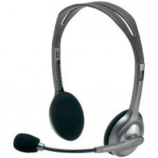 LOGITECH Corded Stereo Headset H110 - EMEA *NOVO*