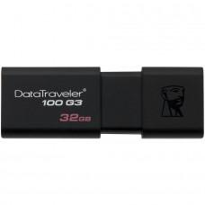 Kingston 32GB USB 3.0 DataTraveler 100 G3 (100MB/s read) EAN: 740617211719 *NOVO*