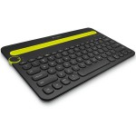 LOGITECH Bluetooth Keyboard K480 - Croatian layout - BLACK *NOVO*