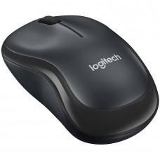 LOGITECH Wireless Mouse M220 SILENT - EMEA - CHARCOAL OFL *NOVO*