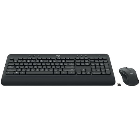 LOGITECH MK545 Advanced Wireless Keyboard and Mouse Combo - US INT'L - 2.4GHZ - INTNL *NOVO*