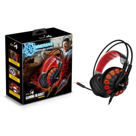 Genius HS-G680, 7.1 gaming slušalice, LED, USB *NOVO*
