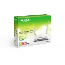 TP-Link TL-MR3420, 3G/4G Wireless N Router,300Mbps *NOVO*
