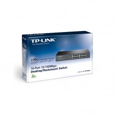 TP-Link TL-SF1016DS,16-port 10/100 switch *NOVO*