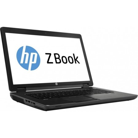 HP ZBook 17 G3 - Core i7 + docking station