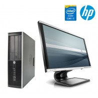 HP Compaq Elite 8200 i5 + Monitor HP LA2205wg