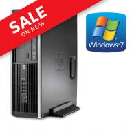 HP Compaq Elite 8100 Core i5 + Windows 7