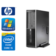 HP Compaq Elite 8300 i5 3gen Quad Core SFF