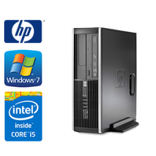 HP Compaq Elite 8300 i5 3gen Quad Core SFF