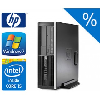 HP Compaq Elite 8200 i5 Quad Core SFF A-