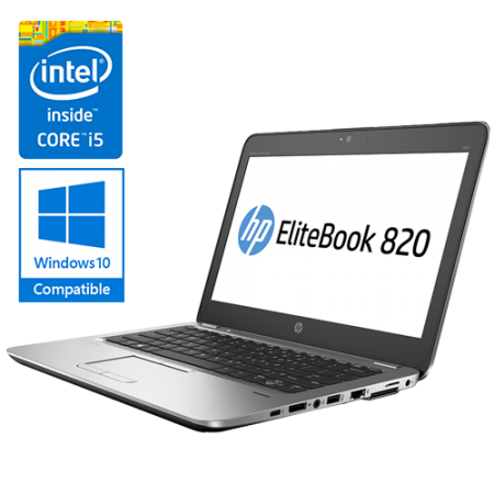 HP EliteBook 820 G2 Intel i5-5300U, SSD + DOCKING STATION