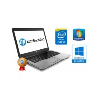 HP EliteBook 840 Intel i5-4300U, SSD + Windows Pro