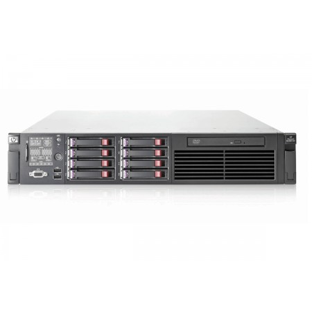 HP ProLiant DL380 G7 - 1 x Quad Core