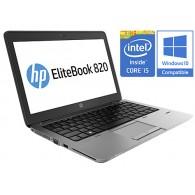 HP EliteBook 820 Intel i5-4200U, SSD + Windows Pro