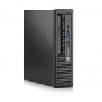 HP EliteDesk 800 G1 UltraSlim - 4.gen Core i5 8GB + SSD