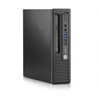 HP EliteDesk 800 G1 UltraSlim - 4.gen Core i5