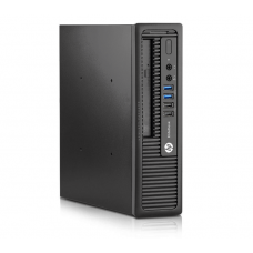HP EliteDesk 800 G1 UltraSlim - 4.gen Core i5