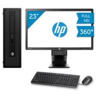 "HP ProDesk 600 G1 + Monitor HP E231 23"""