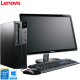 "Lenovo ThinkCentre M73 i5 + Monitor Lenovo 24"""